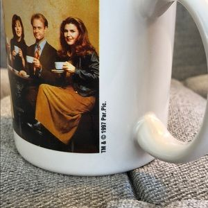 Vintage Kitchen - 1997 Frasier Coffee Mug
